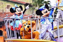 東京ディズニーシー15周年記念イベントが盛大に開幕!
