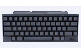 あの高性能コンパクトキーボード「HHKB」にBluetooth版