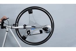 たった60秒で電動アシスト付き自転車に大変身!