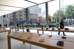 """""""新型""""Apple Store、米サンフランシスコにオープン!"""