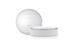 壁やドアをリモコンにしてしまうスマートデバイス「Knocki」