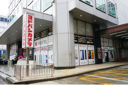 旧新宿高速バスターミナル、跡地に「ヨドバシカメラ 携帯・スマホ館」が新生オープン