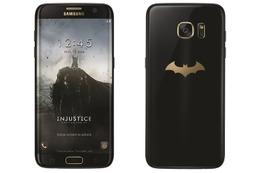 男ゴコロくすぐる!「Galaxy S7 edge」のバットマン仕様モデルが登場