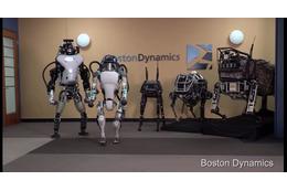 トヨタ、Google持株会社傘下の軍事用ロボット企業を買収か