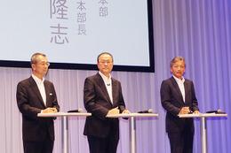 夏モデル10機種発表のKDDI田中社長「機種の選択肢を狭めることは間違いだと考えを改めた」