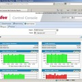「McAfee SaaS Web Protection」メイン画面