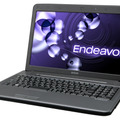 「Endeavor NJ5500E QuadコアCPU搭載モデル」