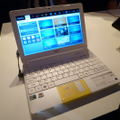 MeeGoベースの「Acer Aspire One Happy 2」