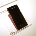 Xperia ray(ピンク)