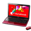 「dynabook T451/59D」「dynabook T451/57D」モデナレッド