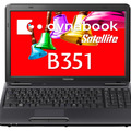 「dynabook Satellite B351」