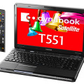 「dynabook Satellite T551/WTCD」