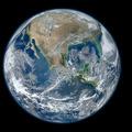 歴代ブルーマーブルで最高の高精細!地球の最新画像をNASAが公開 画像
