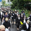 アノニマス渋谷をお掃除![フォトレポート]