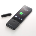 「smart energy LD02 for iPhone(L)」接続時