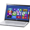 13.3型Ultrabook「LaVie Z」