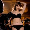 「PEACH JOHN」CMで下着姿を披露したAKB48小嶋陽菜(その2)
