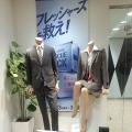 THE SUIT COMPANY店内