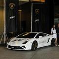 ランボルギーニとコンラッド東京がコラボして提供する高級宿泊プラン「ザ・アルティメット50」