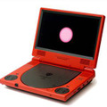 Char MODEL Portable DVD Player BCHW-0001