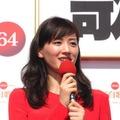 第64回NHK紅白歌合戦の紅組司会、綾瀬はるか
