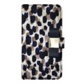 La Boutique ドット iPhoneケース for iPhone5s/5(BL)