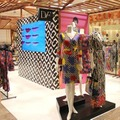 "「DVF×ANDY WARHOL""POP WRAP""collection」(伊勢丹新宿店本館2階)"