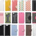 「au +1 collection」、iPhone 6/6 Plus向けケースやバッテリなどを19日から発売 画像