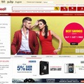 「snapdeal.com」トップページ