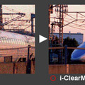 「i-Clearmotion NR」の効果イメージ