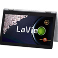 「LaVie Hybrid Advance」テントモード