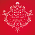 『MEMORIES -1 & 2 Special Limited Edition-』ジャケット