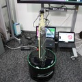 データセンター向けセンサーロボット――空調管理自動化を支援 画像