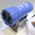 高度な映像監視を実現する防爆仕様のネットワークカメラ 画像