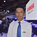Yamaha Motor Ventures & Laboratory Silicon Valley Inc.のHiroshi Saijou 氏(東京モーターショー15)