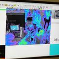 監視カメラで人間の精神状態を可視化……防犯監視システム「DEFENDER-X」 画像