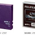 「LTO7」に対応した大容量磁気テープストレージメディアが発売 画像