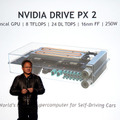 NVIDIA、自動運転車用CPU「DRIVE PX 2」を発表(CES16)