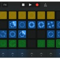 「GarageBand」アプリ画面