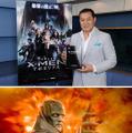 """松平健、ついに""""神""""に---『X-MEN』新作で初の洋画吹き替え 画像"""