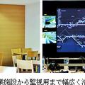 東芝、24時間連続稼働対応の業務用液晶ディスプレイ 画像