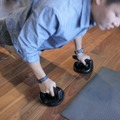 PUSHUP STANDの利用イメージ