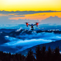 プロフェッショナル・Drones in Use部門第3位「Drone in Use」(Norman Nollau/SkyPixel)