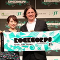 RockCorps co-founder and CEOのスティーブン・グリーン氏と
