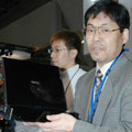 [WPC 2004]NEC、燃料電池の開発責任者・久保博士に聞く 画像