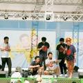 「これであなたも北海道通!?北海道観光マスタークイズ」出演芸人【撮影:桑田あや】