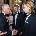 YOSHIKI、バッキンガム宮殿でチャールズ皇太子と謁見!
