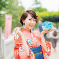 Aqours斉藤朱夏の浅草小旅行を撮影!スピリッツのグラビアに登場