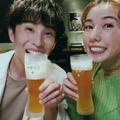 中尾明慶&仲里依紗がCM初共演!「なんか不思議な感じでした」
