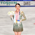 紀平梨花 (c)Getty Images
